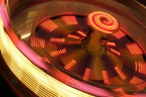 Spinning Dizzy